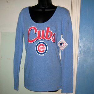 Campus Lifestyle Small Chicago Cubs TShirt